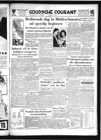 Goudsche Courant 1958-03-29