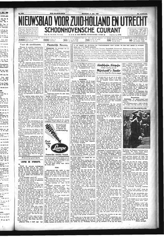 Schoonhovensche Courant 1933-07-10