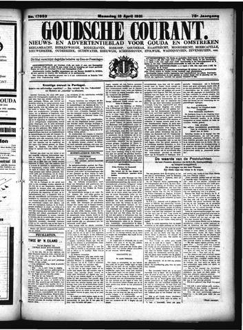 Goudsche Courant 1931-04-13