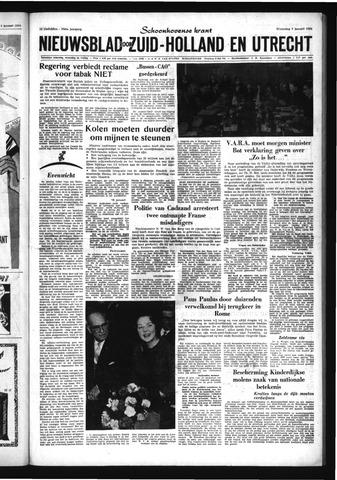 Schoonhovensche Courant 1964-01-08