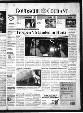 Goudsche Courant 1994-09-19