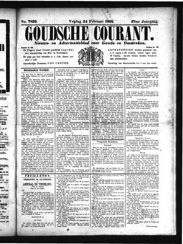 Goudsche Courant 1899-02-24