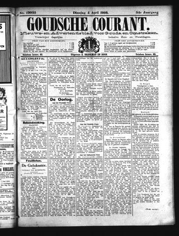 Goudsche Courant 1916-04-04