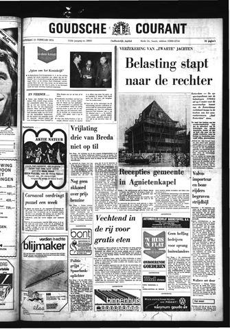 Goudsche Courant 1974-02-23