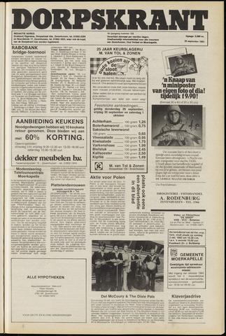 Dorpskrant 1983-09-29