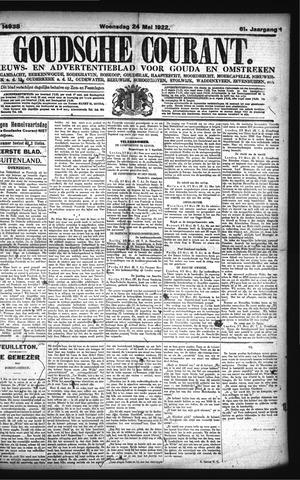 Goudsche Courant 1922-05-24
