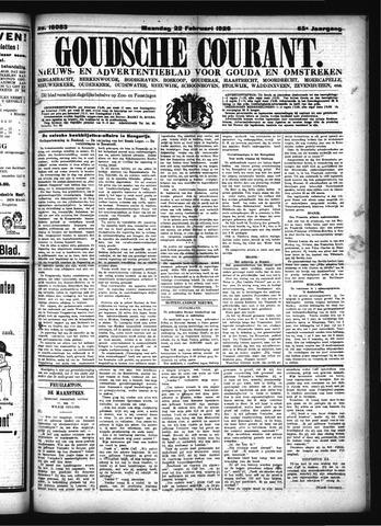 Goudsche Courant 1926-02-22