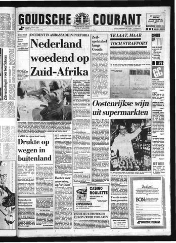 Goudsche Courant 1985-07-11