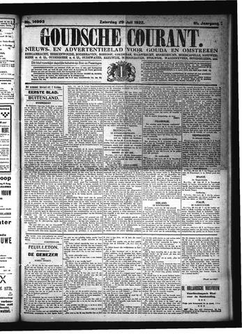 Goudsche Courant 1922-07-29