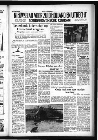 Schoonhovensche Courant 1954-12-10