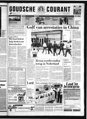 Goudsche Courant 1989-06-12