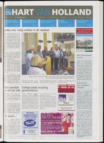 Hart van Holland - Editie Zuidplas 2013-11-06