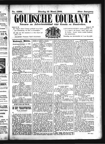 Goudsche Courant 1910-03-15