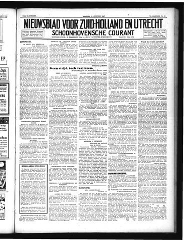 Schoonhovensche Courant 1947-08-11