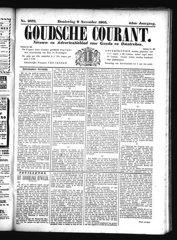Goudsche Courant 1905-11-09