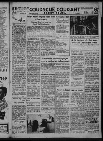 Goudsche Courant 1949-03-12