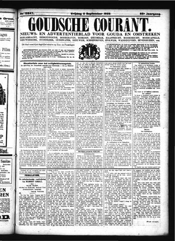 Goudsche Courant 1925-09-11