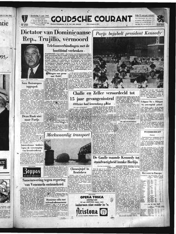 Goudsche Courant 1961-06-01
