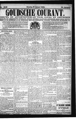 Goudsche Courant 1923-01-16