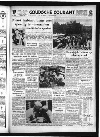 Goudsche Courant 1959-05-09