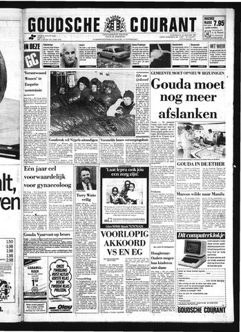 Goudsche Courant 1987-01-29