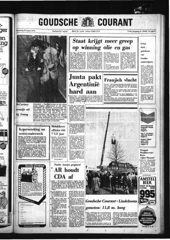 Goudsche Courant 1976-03-25