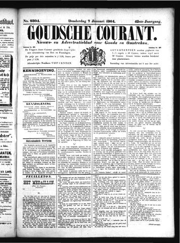 Goudsche Courant 1904-01-07