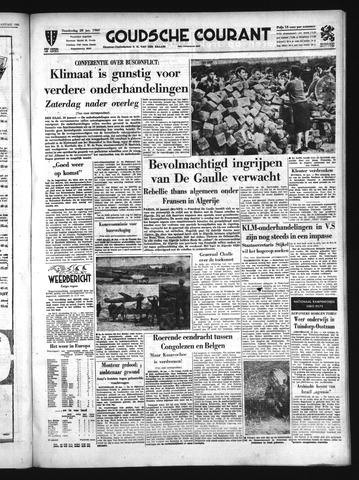 Goudsche Courant 1960-01-28