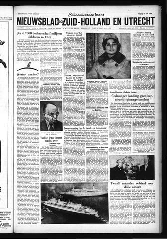Schoonhovensche Courant 1960-05-27