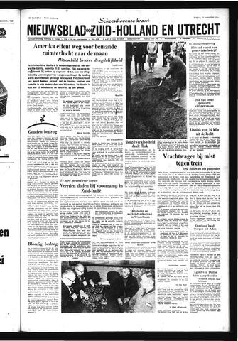 Schoonhovensche Courant 1967-11-10