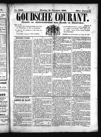 Goudsche Courant 1900-11-13