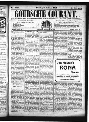 Goudsche Courant 1912-10-15