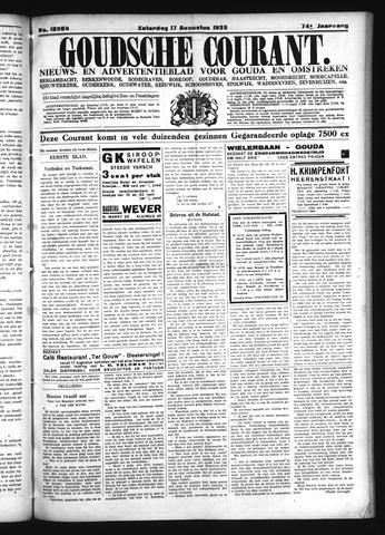 Goudsche Courant 1935-08-17