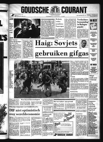 Goudsche Courant 1981-09-14