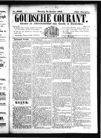 Goudsche Courant 1905-01-31