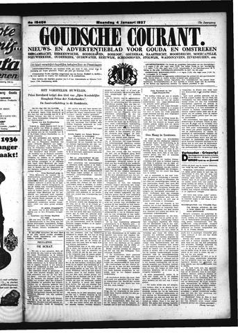 Goudsche Courant 1937-01-04