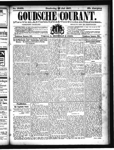 Goudsche Courant 1917-07-26