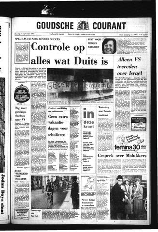 Goudsche Courant 1977-09-27