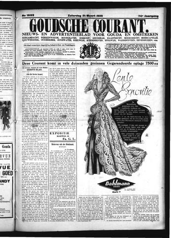 Goudsche Courant 1936-03-21