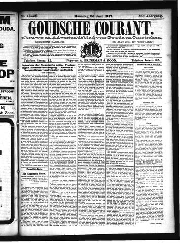 Goudsche Courant 1917-06-25