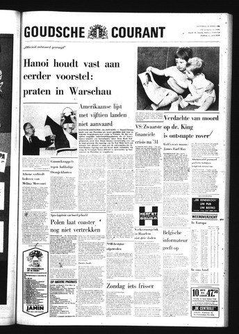 Goudsche Courant 1968-04-20