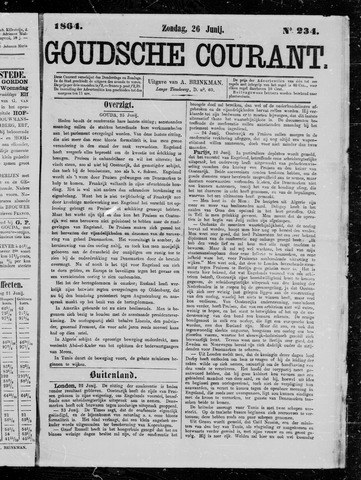 Goudsche Courant 1864-06-26