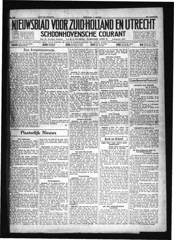Schoonhovensche Courant 1935