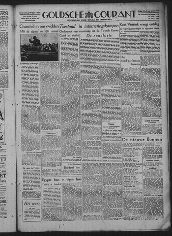 Goudsche Courant 1946-05-09