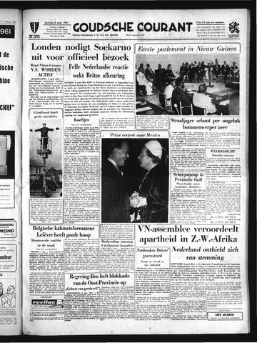 Goudsche Courant 1961-04-08