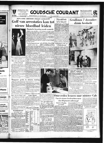Goudsche Courant 1956-12-08