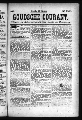 Goudsche Courant 1882-09-20