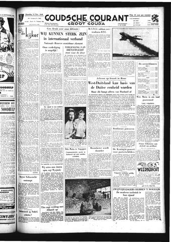 Goudsche Courant 1949-11-14