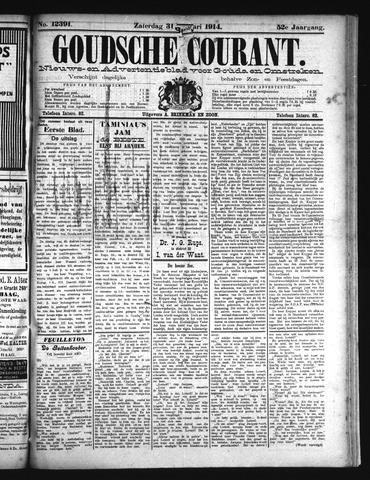 Goudsche Courant 1914-01-31