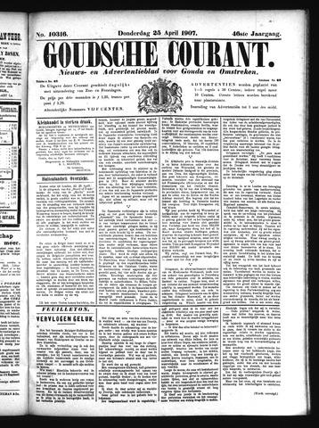 Goudsche Courant 1907-04-25